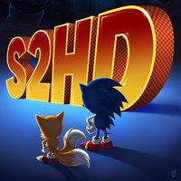 Sonic 2 HD Promo