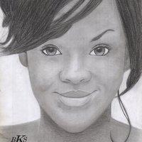 Rihanna (Sombreando de nuevo)