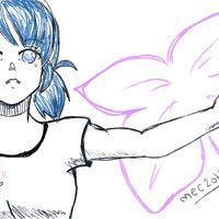 Marinette/Akuma