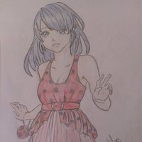Marinette/Vestido