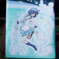Fan Art Sailor Mercury