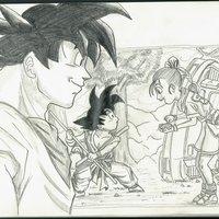 Son Goku tribute