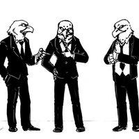 águilas negras