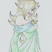 Princess Rosalina (a color)