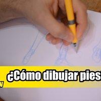 COMO EMPEZAR A DIBUJAR COMICS | 16ª clase | Dibujar pies