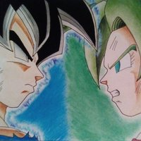 Goku and Kefla / Goku y Kefla   ( ͡° ͜ʖ ͡°)
