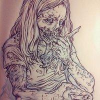 Thais Zombie