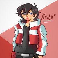 Keith: El Paladín Rojo <3