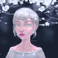 princesa de plata