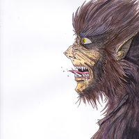 Mi versión de Monstruos Clásicos (Hombre Lobo)
