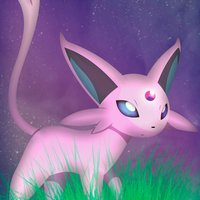 Espeon - The spirit of Mind