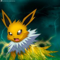 Jolteon - the Spirit of Sparks