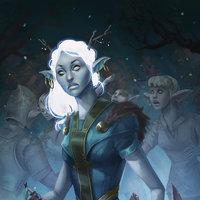 Elf of the stone