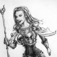 Lux, la Dama Luminosa