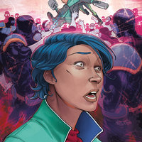 Exilium #5 Color portada