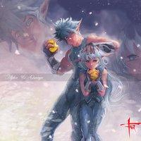 Alpha & Omega. Personajes Originales