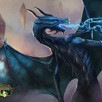 Dragones para Fantasy Clash