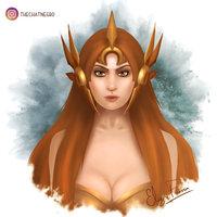 Diosa Leona