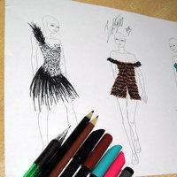 Figurines de moda fácil e improvisado