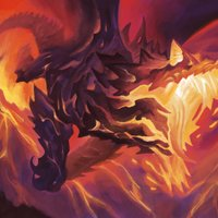 Volcanic Dragon - Chris Rahn