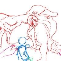 Boceto Descartado # 1   William Birkin