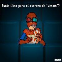 Listo para Venom?
