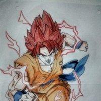 dibujos dbz