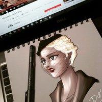 Fan art Madonna <3  en