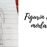 Cómo dibujar figurines de moda paso a paso