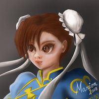 Chun Li (Street Fighters)