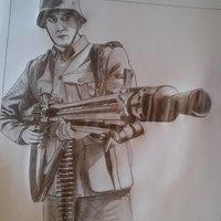 Soldado alemán 2