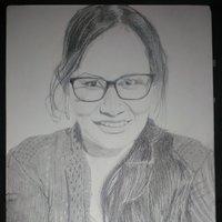 retrato a mi madre