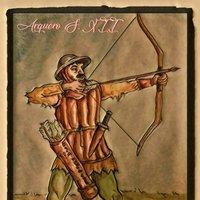 Arquero del siglo doce.
