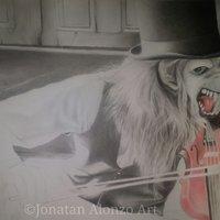 Work in Progres (Preview #2) by Jonatan Alonzo Art