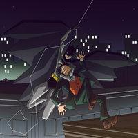 Batman, primer tapa