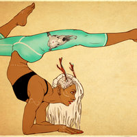 Yoga Fairy