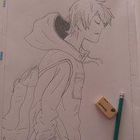 Dibujando un rato