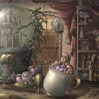 Fantasía en miniatura