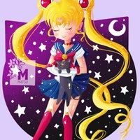 Fan art sailor moon