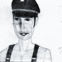 Boceto rostros 1 y 2