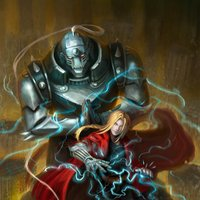 Hermanos Elric - Fullmetal Alchemist