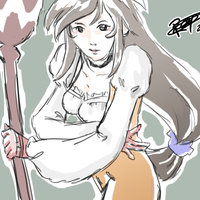 Dagger Sketch