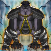 Personaje numero 65 (Hippo)