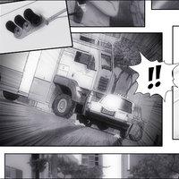 Comic • manga muestra