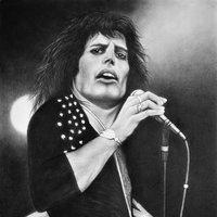FREDDIE MERCURY - Live at Rainbow Theatre, London 1974 -