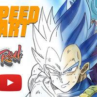 PROYECTO SpeedArt DBS (youtube)