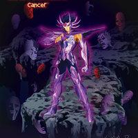 Mascara de la Muerte de Cancer