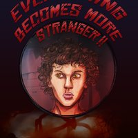 Stranger Things Poster S2