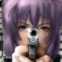 Motoko Kusanagi (The Ghost In The Shell)