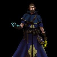 Bareth the conjurer